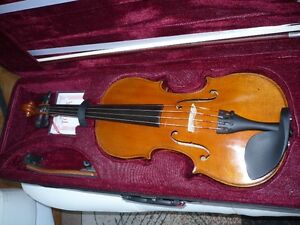 violin 4/4, fine violin, made by master