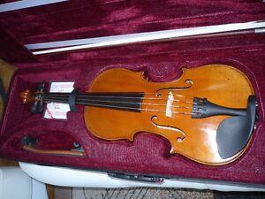 violin 4/4, fine violin, made by master