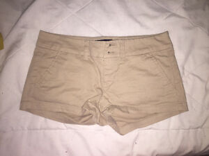 Beige shorts American eagle