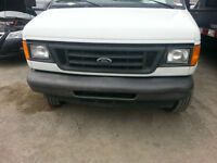 2006 Ford E-350 cube 16pieds