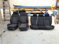 Vw golf coupe gti seats