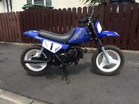 Genuine Yamaha pw 50