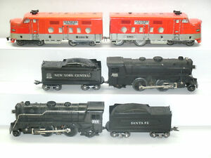 """MARX"" Trains"