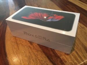 Sealed Brand New in box iPhone 6s Plus 64gb