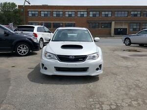 2012 Subaru Impreza WRX Limited Package 5MT PST PAID LOCAL TRADE Regina Regina Area image 2