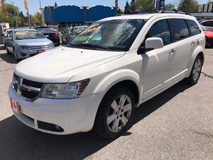 2009 Dodge Journey RT LIMITED AWD SUV...7 PASSENGER...MINT COND.