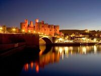 Short Term Winter Rental Conwy Llandudno Wales