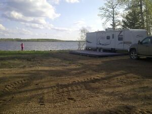 Lake Front Leased Lots at Lake Charron Regina Regina Area image 2
