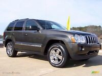 Beautiful 2005 grand Cherokee limited!!! Excellent shape