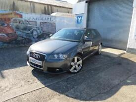 Audi A3 T Fsi S Line Leather 2.0 Automatic Petrol