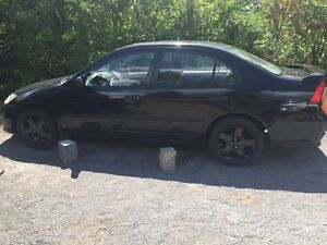 2005 Honda Civic 5 speed, certified&etested! Low kms
