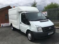 Ford Transit 2.4TDCi BT box could be tipper at cost