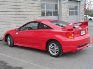 2002 Toyota Celica Coupé (2 portes)