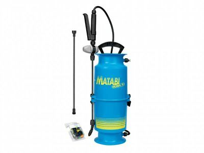 Matabi Kima 9 Sprayer + Pressure Regulator 6 Litre