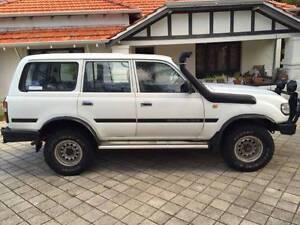 1994 Toyota LandCruiser Wagon Daglish Subiaco Area Preview