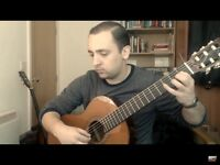 Classical Guitar Lessons - First lesson FREE!