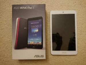 """Asus MeMO Pad 8"""" Tablet For Sale"""