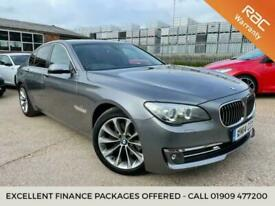 image for 2014 BMW 7 Series 3.0 730D SE 4d 255 BHP ONLY 2 FORMER KEEPERS, FULL HEATED LEAT