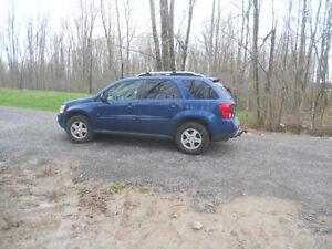 2009 Pontiac Torrent SUV, Crossover