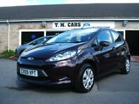 2009 Ford Fiesta 1.6TDCi Econetic 5d **ZERO TAX**