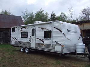 26 ft Summerland by springdale like new