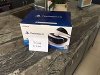 PlayStation VR Headset PSVR