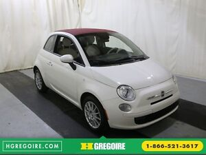 2014 Fiat 500 Pop AUTO A/C GR ELECT CONVERTIBLE MAGS