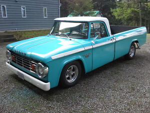 1967 Dodge D200 Pick up