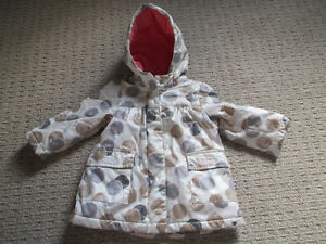 Girls fall/winter Elle Coat - 12M+