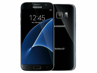 Samsung Galaxy S7 SM-G930T - 32GB - Sombre Onyx (T-Mobile) Smartphone BRAND NEW