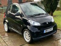 2010 smart fortwo 0.8 CDI Passion 2dr Coupe Diesel Automatic