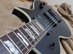 Almost New ESP LTD EC 407 (7 string)  trade for a 6 string OFR