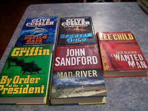 NOVELS - CLANCY- CLIVE CUSSLER - WESTERNS - ETC Kingston Kingston Area image 9