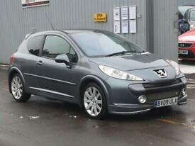 2009 PEUGEOT 207 1.6 HDi 110 GT 3dr REDUCED PRICE