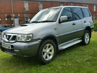Nissan Terrano 2.7 7 seater 4x4 Diesel PX Swap Anything considered