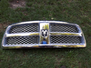 09-12 dodge ram grille 4th generation