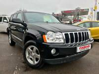 2005 Jeep Grand Cherokee 5.7 V8 auto Limited LPG **17 Jeep Service Stamps**