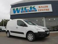 2012 Citroen BERLINGO 850 ENTERPRISE L1 HDI VAN *F/S/H* Manual Small Van
