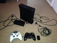 XBOX SLIM IMMACULATE CONDITION WITH GAMES