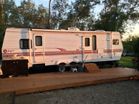 For Sale Lot#93 Rickers Campground 31' Jayco Eagle