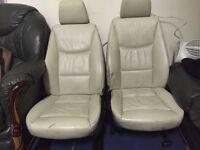 BMW e90 cream leather interior complete