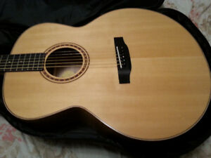 PCKUP! Bedell JB-52-G All Solid Wood Jumbo Guitar