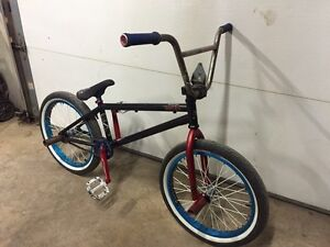 Custom Wethepeople Bmx
