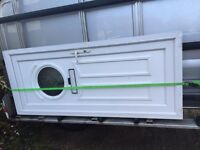 Upvc door REFURBISHED (please note pic is not finished product)