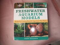 books on aquarium fish and aquarium plants