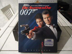 Die Another Day Double 007