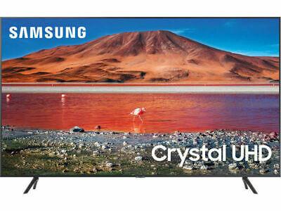 "SAMSUNG SMART TV LED UE55TU7172 55"" POLLICI ULTRA UHD 4K HDR INTERNET TV 2020"
