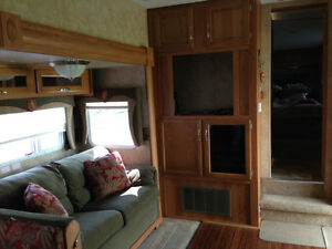 Jayco Jay Flight 27.5 RKS 5th Wheel Excellent Condition London Ontario image 2
