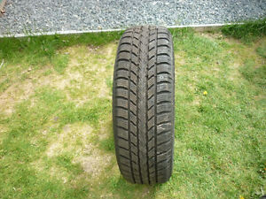 1 - 15IN. AURORA W403 WINTER RADIAL TIRE - 195/65R15 91T St. John's Newfoundland image 1