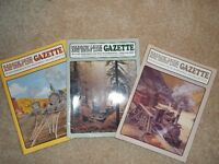 Model Railroad magazines